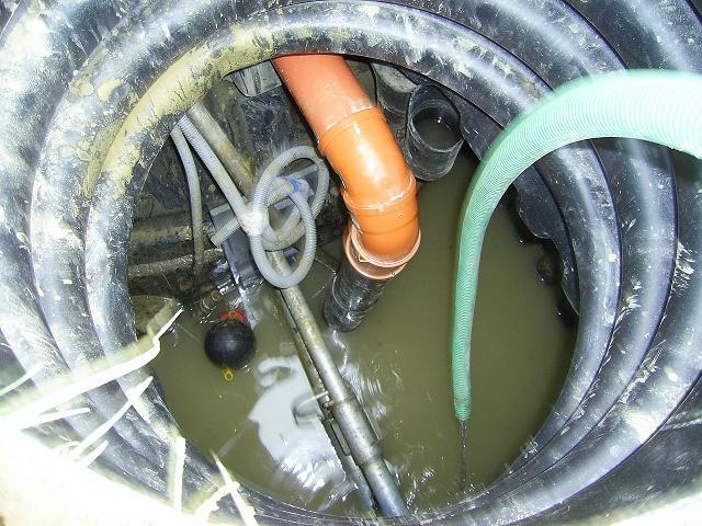 canalisation assainissement pvc Pontpoint